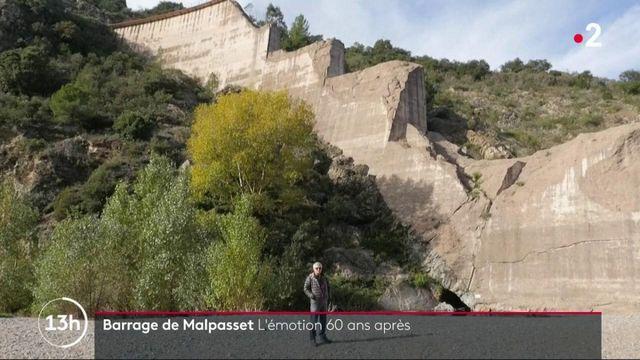 """""""La seule survivante, c'est moi"""" : des rescapés de la rupture du barrage de Malpasset à Fréjus témoignent"""