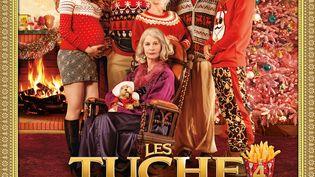 Affiche du film Les Tuches 4, décembre 2021 (PATHÉ)