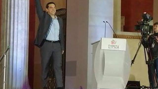 Retour sur le parcours politique d'Alexis Tsipras