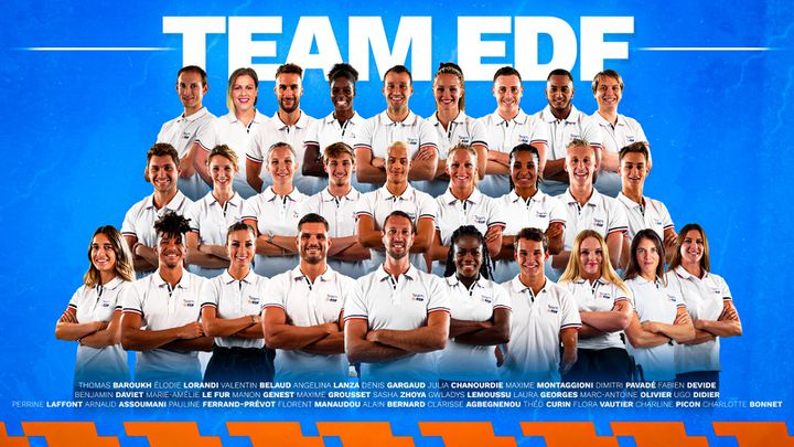 La Team EDF