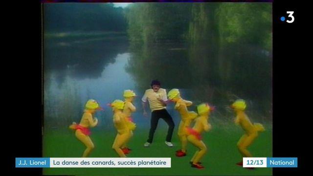 Le père de La danse des canards est décédé