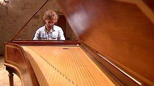 Jean Rondeau au clavecin  (France 3 / Culturebox)