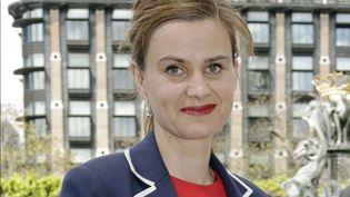 La députée britannique travailliste Jo Cox, le 12 mai 2015. (YUI MOK/ AP/SIPA)