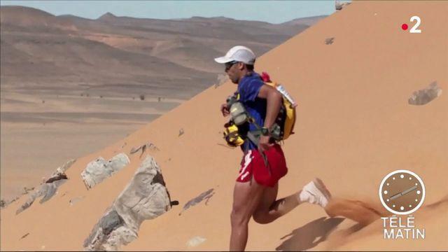 Un 33e marathon des Sables : seul face à soi-même dans le désert