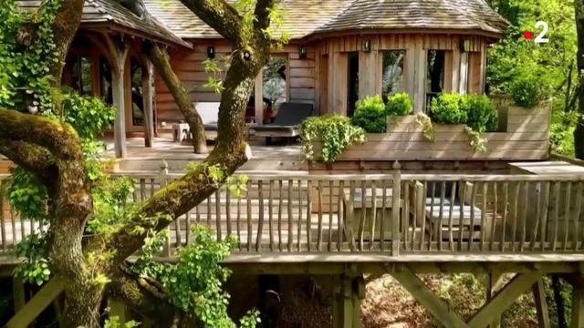Cabanes de luxe : des séjours haut perchés et haut de gamme