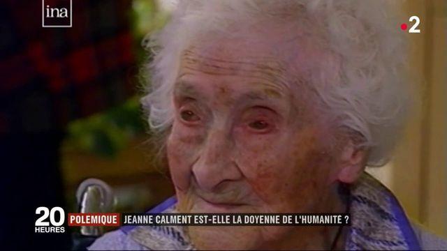 Polémique : Jeanne Calment est-elle la doyenne de l'humanité ?