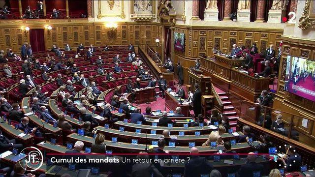 Cumul des mandats : une proposition de loi pour la fin de l'interdiction examinée au Sénat