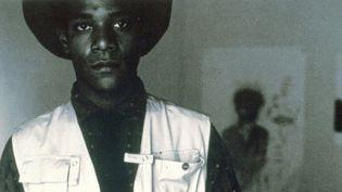 Jean-Michel Basquiat  (Topfoto Archive)