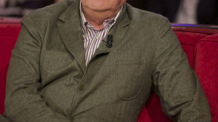 Jean-Pierre Coffe, en mars 2011, sur le plateau de Vivement Dimanche Prochain, sur France 2. (MAXPPP)
