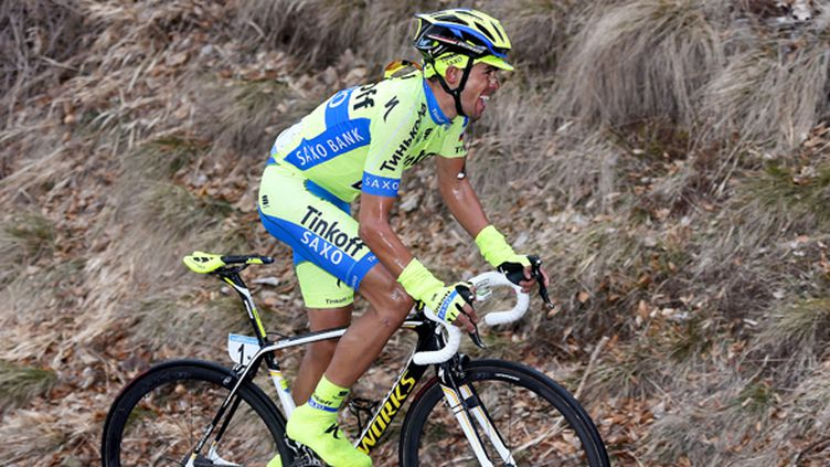 Alberto Contador (Tinkoff Saxo) (DE WAELE TIM / TDWSPORT SARL)