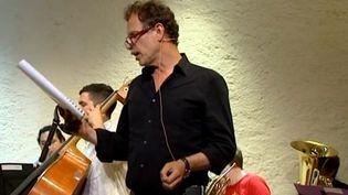 Charles Berling au festival de Nohant  (France3/culturebox)