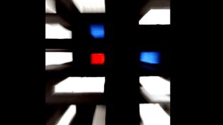 Photo d'une oeuvre de Le Corbusier exposée à la Cité Radieuse  (France3/culturebox)