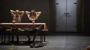 """""""Où sont les ogres"""" de Pierre-Yves Chapalain  (Christophe Raynaud de Lage/Festival d'Avignon)"""