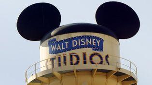 Tour du Disneyland Paris  (JEAN-PIERRE MULLER / AFP)
