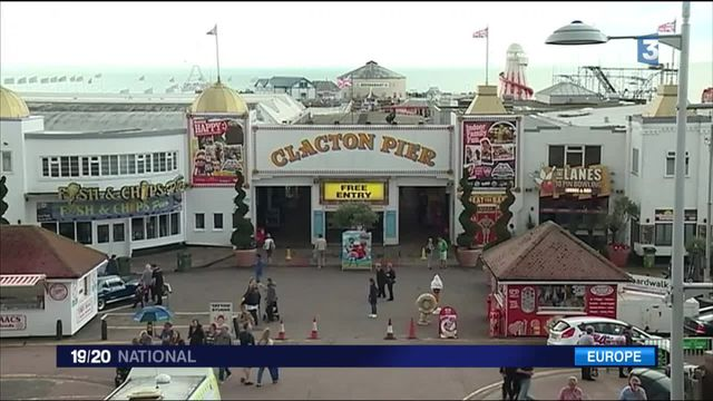 Clacton-on-Sea, fief des pro-Brexit