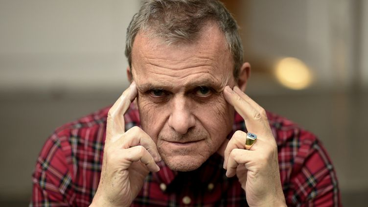 Jean-Charles de Castelbajac à Paris le 1er février 2018  (Stéphane de Sakutin / AFP)