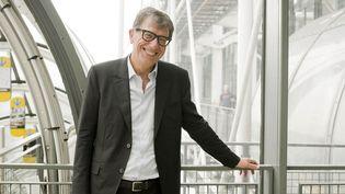 Serge Lasvignes, le président du Centre Pompidou, a présenté le programme du 40e anniversaire du Centre, le 15 septembre 2016