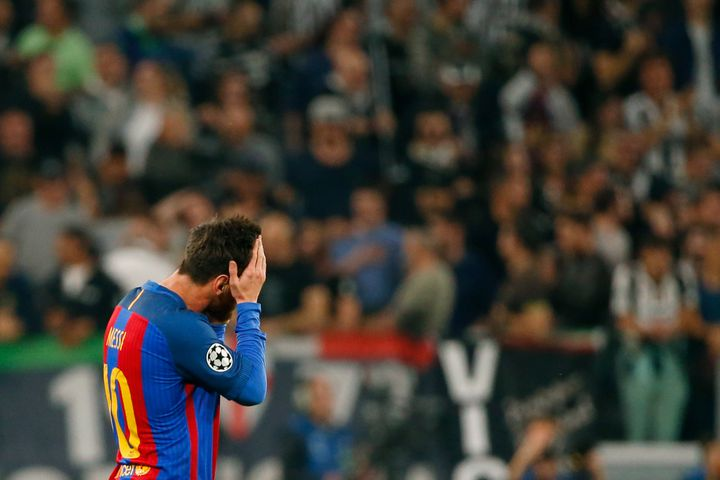Malgré Messi, le Barça n'a rien pu faire