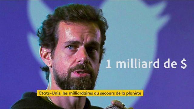 Etats-Unis : les milliardaires au secours de la planète