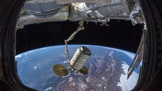Une image prise depuis la Station spatiale internationale, le 19 novembre 2018. (NASA / AFP)