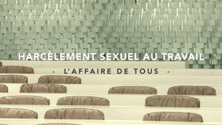 """Photo extraite du documentaire réalisé parAndrea Rawlins-Gaston et Laurent Follea,""""Le harcèlement sexuel au travail, l'affaire de tous"""" diffusé dans """"Infrarouge"""" sur France 2.  (@PROD)"""