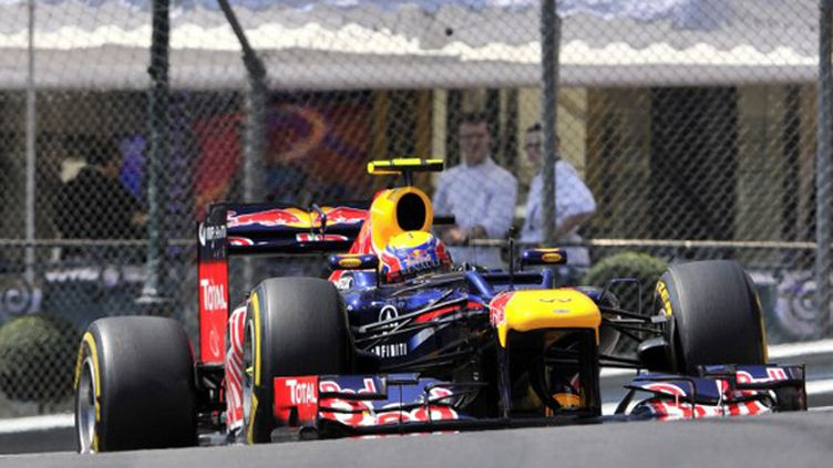 L'Australien Mark Webber