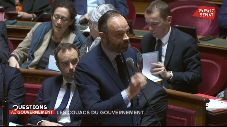 Questions d'actualité au gouvernement (Public Sénat)