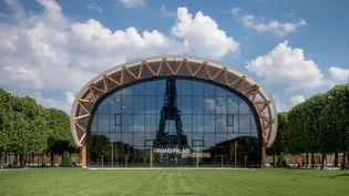 Le Grand Palais éphémère (juin 2021) (CARINE SCHMITT / HANS LUCAS)