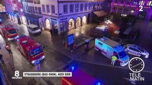 Fusillade à Strasbourg : la solidarité s'organise sur les réseaux sociaux (France 2)