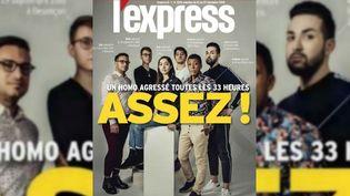 """La une de """"L'Express"""" en kiosque mercredi 21 novembre 2018. (L'EXPRESS)"""