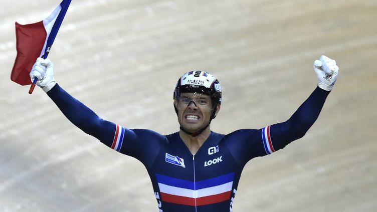 François Pervis nouveau champion du monde de keirin