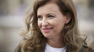 Valérie Trierweiler, le 28 juillet 2014, à Paris. (  MAXPPP)