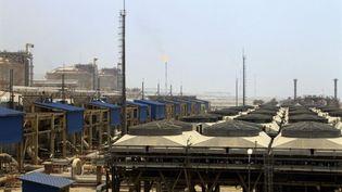 Champ gazier en Iran (AFP/ATTA KENARE)