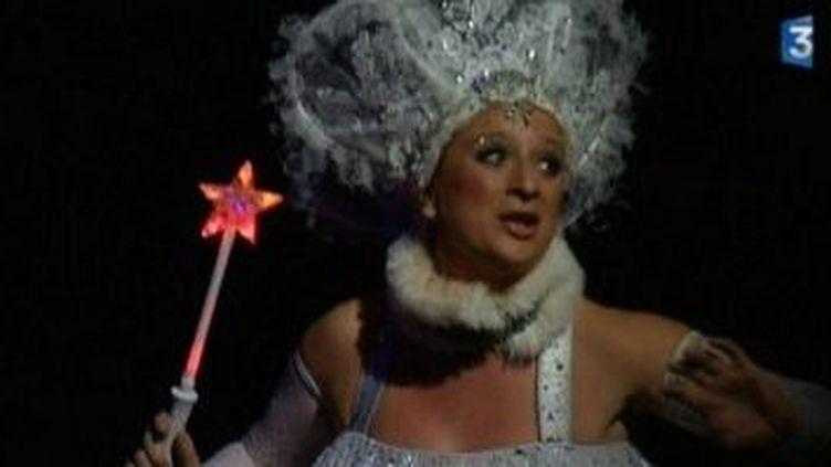 La chorégraphe Caroline Roelands fait danser Cendrillon  (Culturebox)