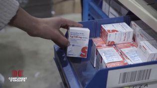 Pénuries de médicaments : à l'origine de plus d'un tiers d'entre elles, notre dépendance envers la production asiatique (COMPLÉMENT D'ENQUÊTE/FRANCE 2)