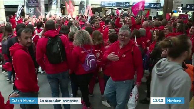Crédit Mutuel : La sécession bretonne