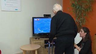 Maisons de retraite : les jeux vidéos comme outil de rééducation (FRANCE 3)