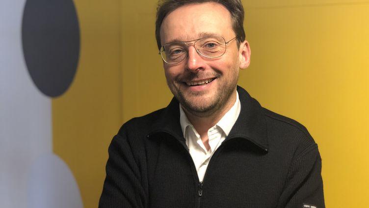 Fred Potter, co-fondateur de Netatmo (JC/RF)