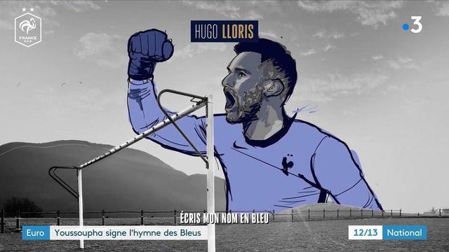 Euro 2021 : Youssoupha signe l'hymne national des Bleus
