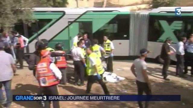 Nouvelles attaques sanglantes en Israël