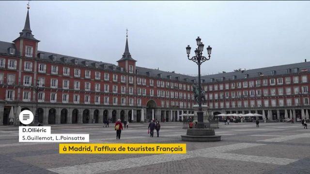 Tourisme : Madrid, la nouvelle destination prisée des Français