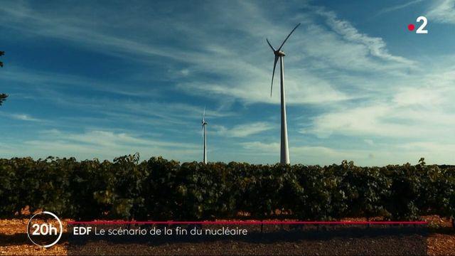 Energie : Elisabeth Borne demande à EDF d'envisager la fin du nucléaire