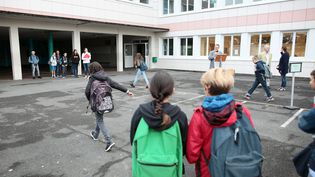 L'école de votre enfant est-elle construite sur des sols pollués ? Vérifiez-le avec notre moteur de recherche. (BENOIT FELACE / MAXPPP)