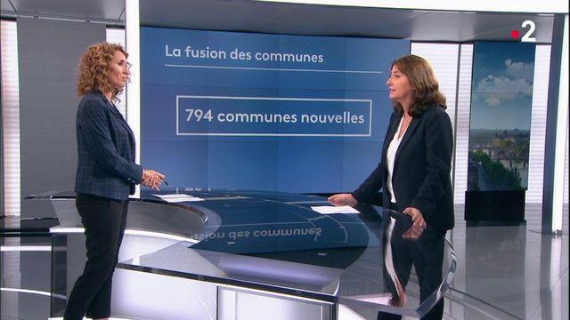 Communes : les efforts de la France pour réduire leur nombre