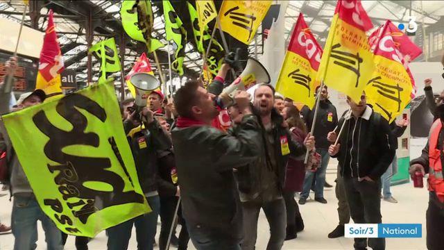 Grève à la SNCF : la solidarité financière avec les cheminots joue à plein