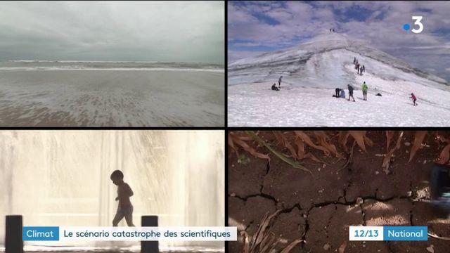 Climat : le scénario catastrophe des scientifiques