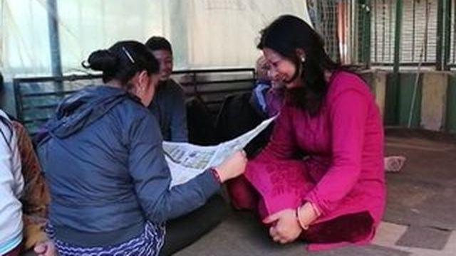 Katmandou : solidarité et système D dans la capitale népalaise
