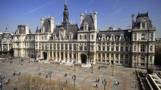 La façade de l'Hôtel de ville de Paris, en avril 2007. (CHICUREL ARNAUD / HEMIS.FR / AFP)