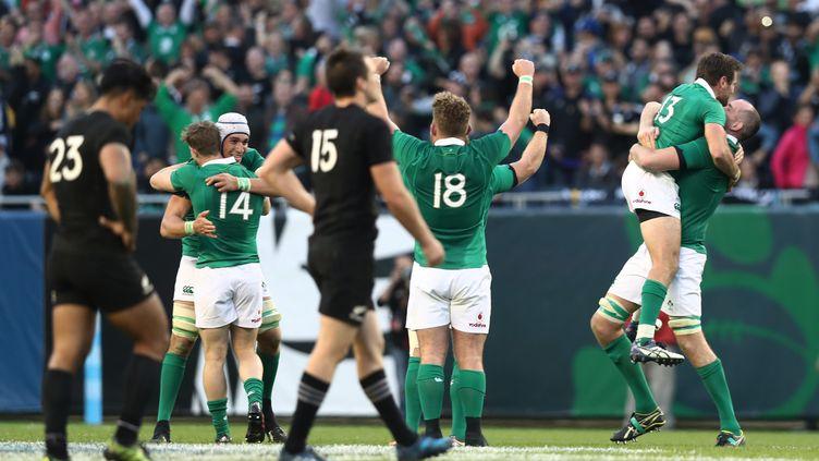 Le succès historique de l'Irlande sur les All Blacks (PHIL WALTER / GETTY IMAGES NORTH AMERICA)