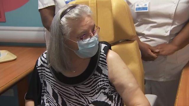 Patiente Premiere Vaccination